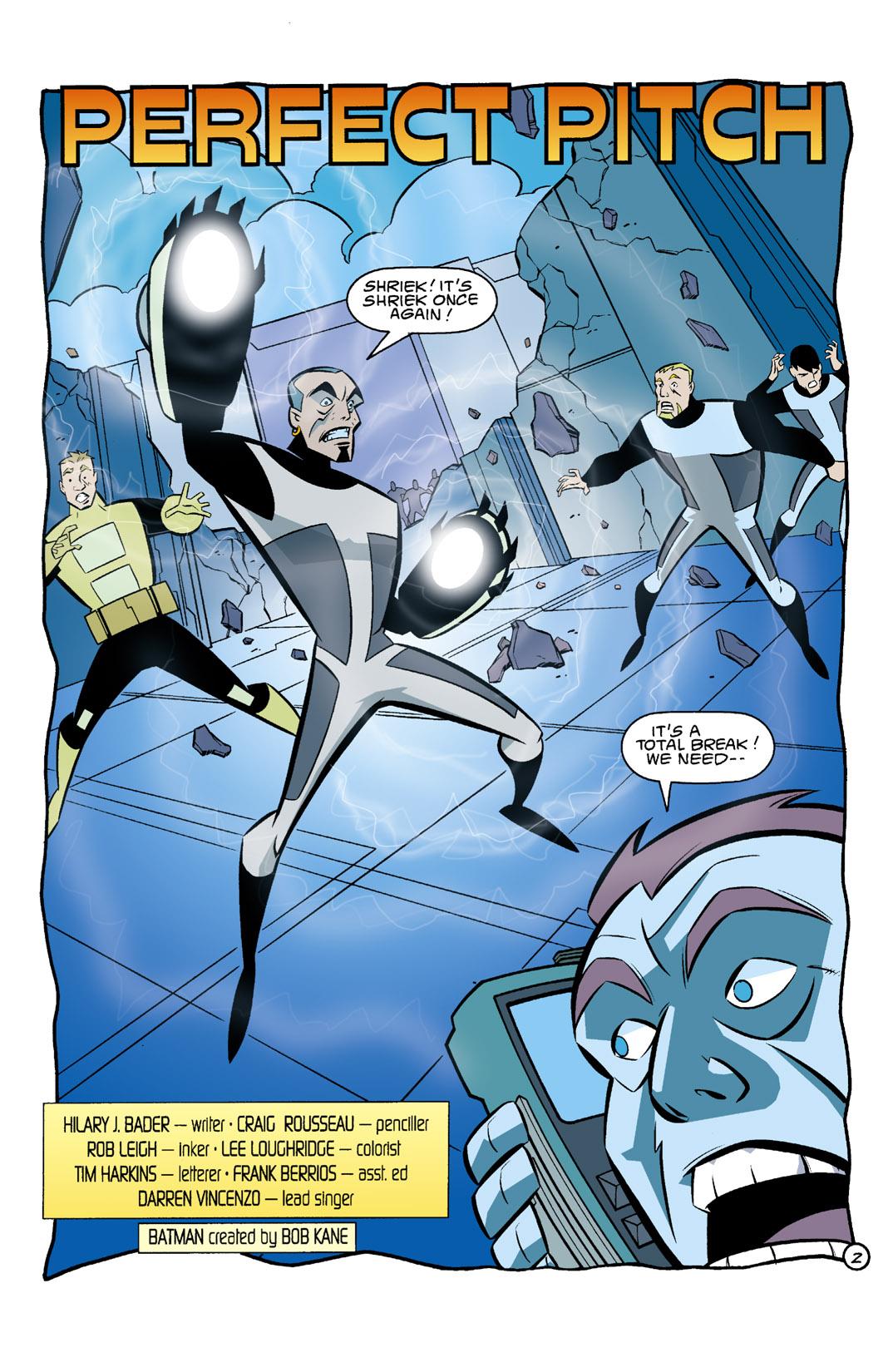 Batman Beyond [II] Issue #5 #5 - English 3