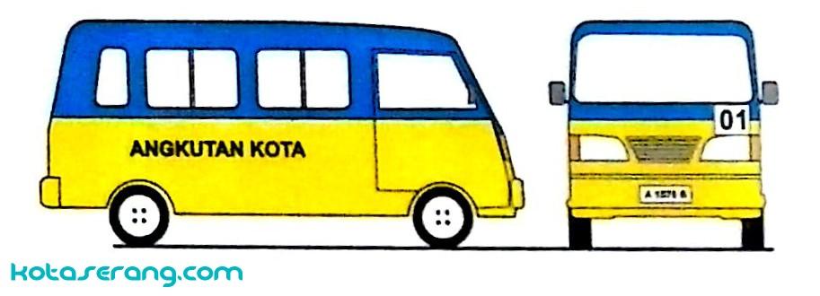 Gambar Angkutan Umum No.1