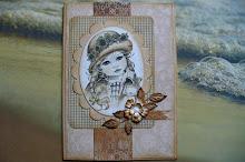 Paper Makeup Stamp