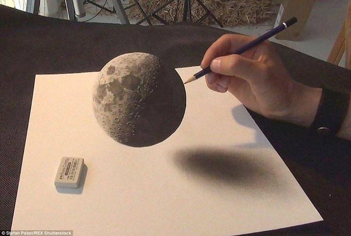gambar-3dimensi-planet