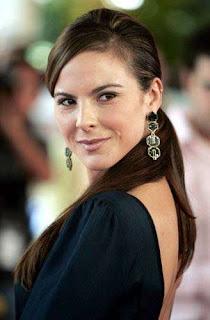 K 11 Movie Kate del Castillo talks in detail about her role in K-11 (Terra)