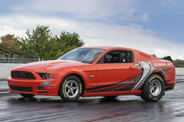 Ford to Auction off Mustang Cobra Jet Prototype