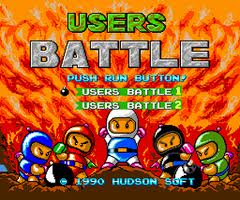 Bomber Man Battles
