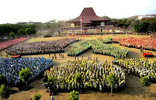 UGM-Perguruan terbaik dan terkenal di Indonesia