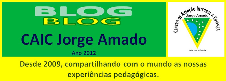 BLOG DO CAIC JORGE AMADO