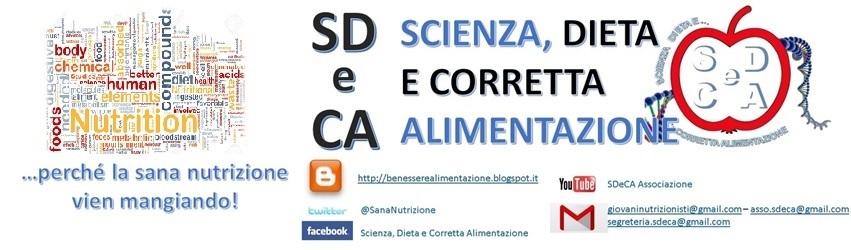 SDeCA - Scienza, Dieta e Corretta Alimentazione