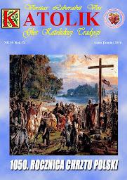 PISMO KATOLIK - GŁOS KATOLICKIEJ TRADYCJI