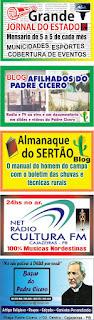 TODOS OS NOSSOS BLOGS PRODUÇÃO  DE CHICO DO RADIO CAJAZEIRAS PB