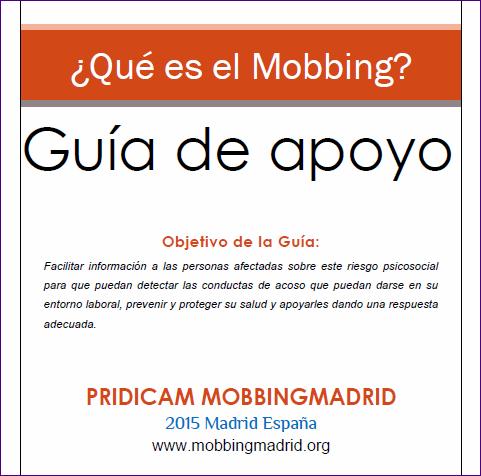 ¿Que es el Mobbing?