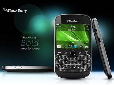 BlackBerry Dakota Bold 9900