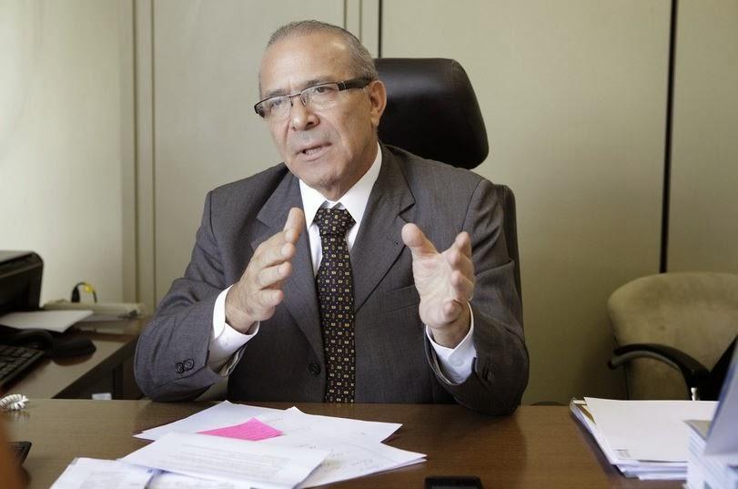 Presidente nacional da Fundação, deputado Eliseu Padilha