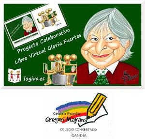 CON G DE GLORIA FUERTES