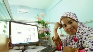 unizara, ruziana, blogger tanjungpinang, blogger kepri, penulis tanjungpinang, SMO, admin