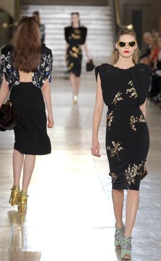 First look: Hailee Steinfeld models for Miu Miu