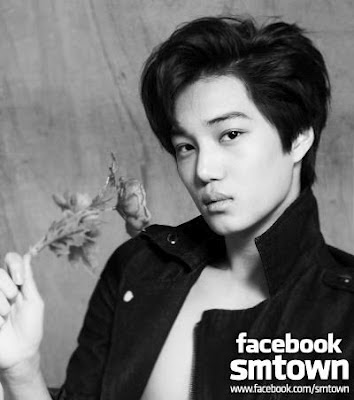 foto terbaru Kai EXO K 