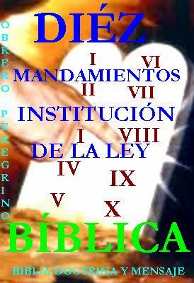 DÉCIMO MANDAMIENTO DE LA LEY BÍBLICA