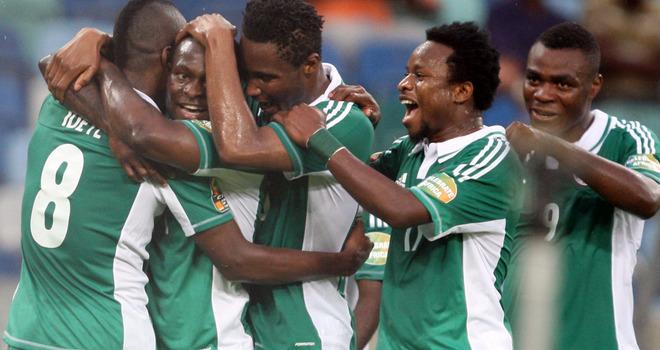 Nigeria through to AFCON 2013 final