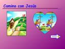 Camino con Jesús