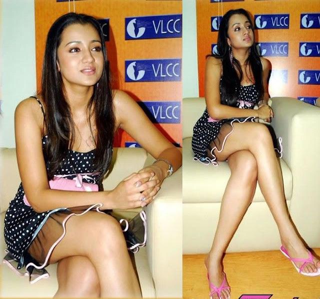 trisha krishnan hot pics