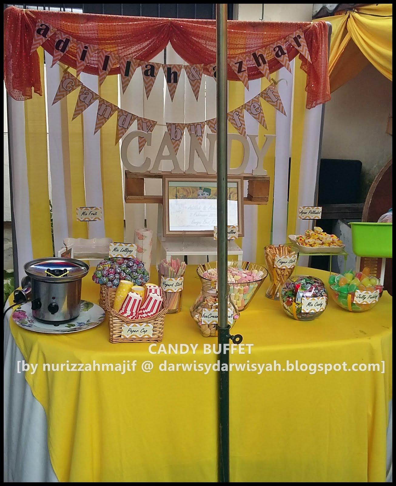 Majlis Raikan Cinta Adillah & Azhar | 7/2/2016 @ Masjid Sungai Besi, Kuala Lumpur