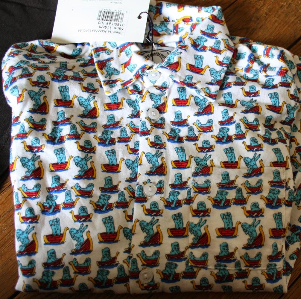 Herman Dune shirt