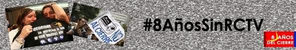 #8AAñosSinRCTV