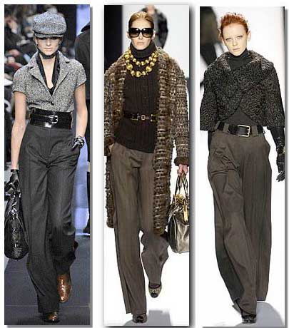bayan kumas pantolon - Pantolon Modelleri 2014