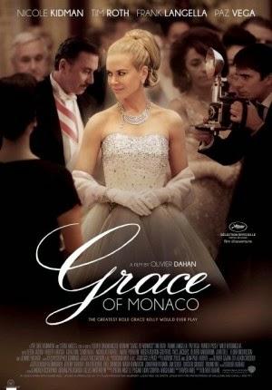 Film Grace of Monaco 2014 di Bioskop