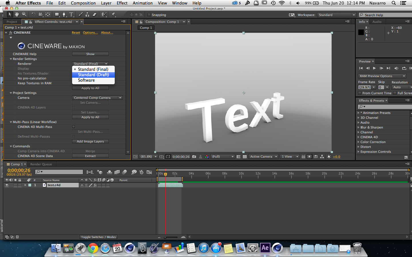 Download Adobe After Effects CC 12.2