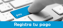 Registro de pagos - Inscripciones