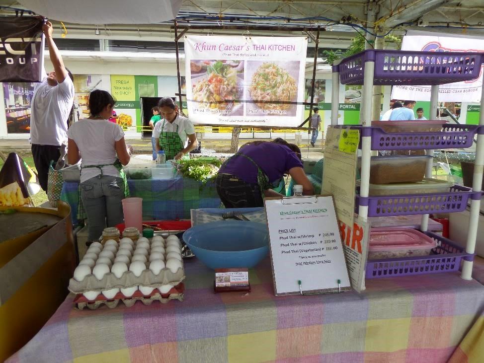 Greenfield District Weekend Market