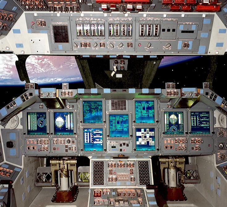space station cockpit - photo #26