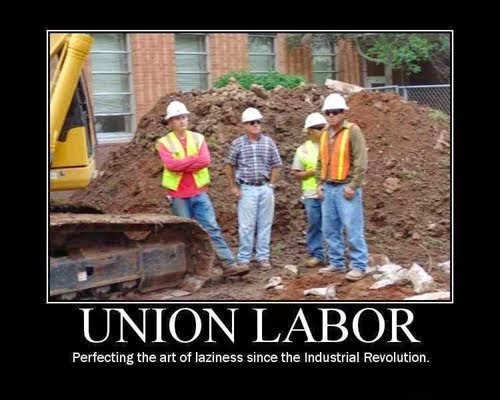 Union Labor thugs