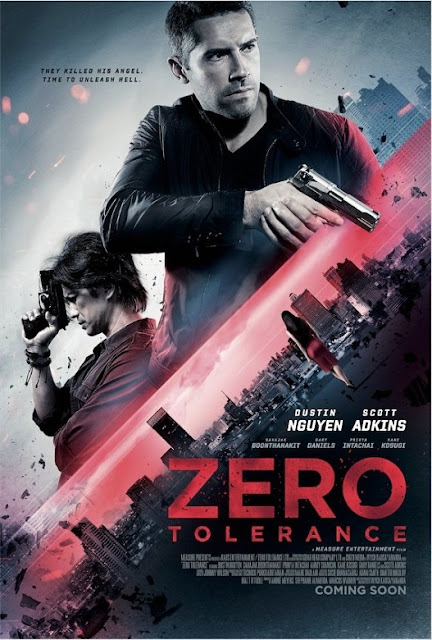 Zero Tolerance 2015 film online