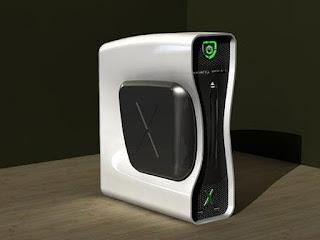 Microsoft Xbox 720 Prototype