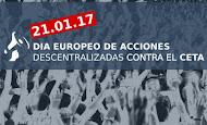 Movilizaciones descentralizadas contra el CETA – 21 ENERO