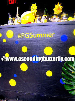 #PGSummer, P&G Beauty, Olay, Covergirl, Secret, Venus, Vidal Sassoon Pro Series, Natural Instincts, Head & Shoulders, Damage Rescue, Outlast Stay Brilliant Nail Gloss,  BlastFlipStick, Pantene Age Defy Collection,
