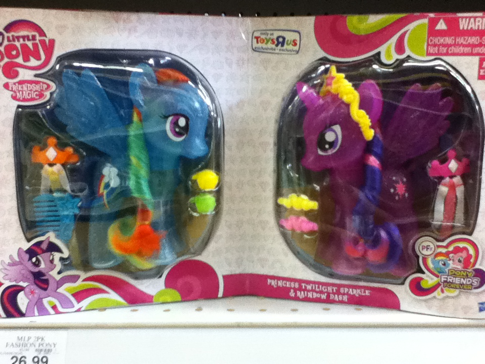 Equestria Daily Mlp Stuff New Release Toys Spotted In