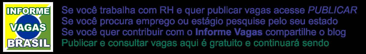 Informe Vagas Brasil Blog Empregos