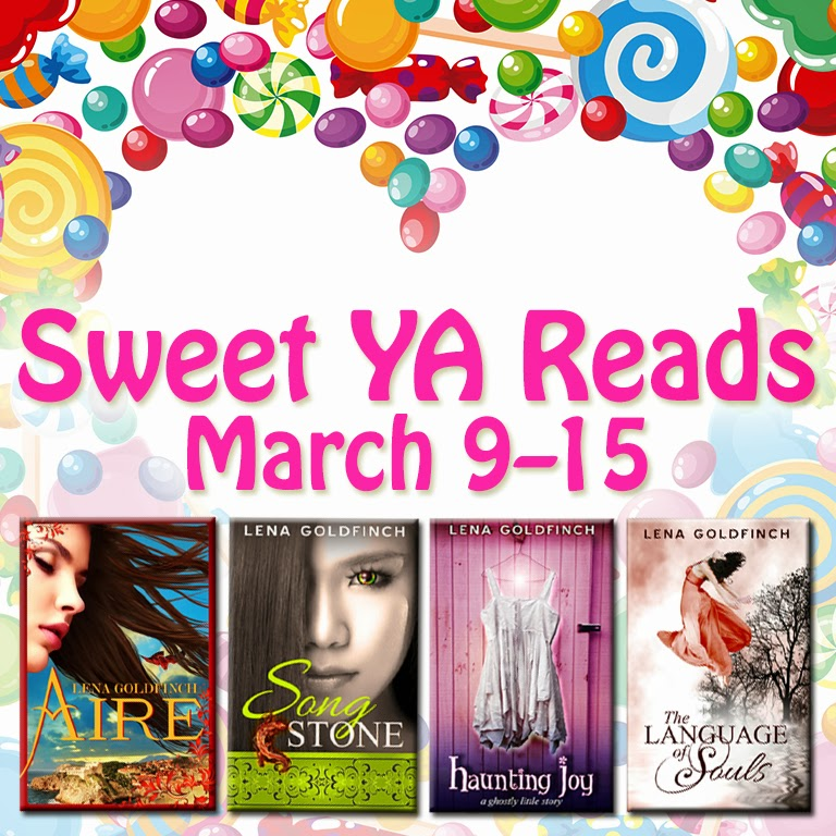 Sweet Reads Blog Tour and Giveaway!