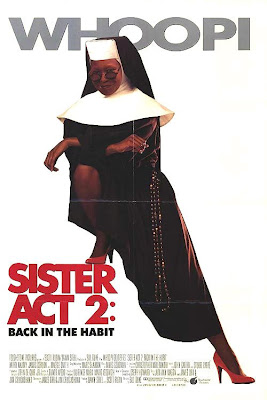 Watch Sister Act 2: Back in the Habit 1993 BRRip Hollywood Movie Online | Sister Act 2: Back in the Habit 1993 Hollywood Movie Poster
