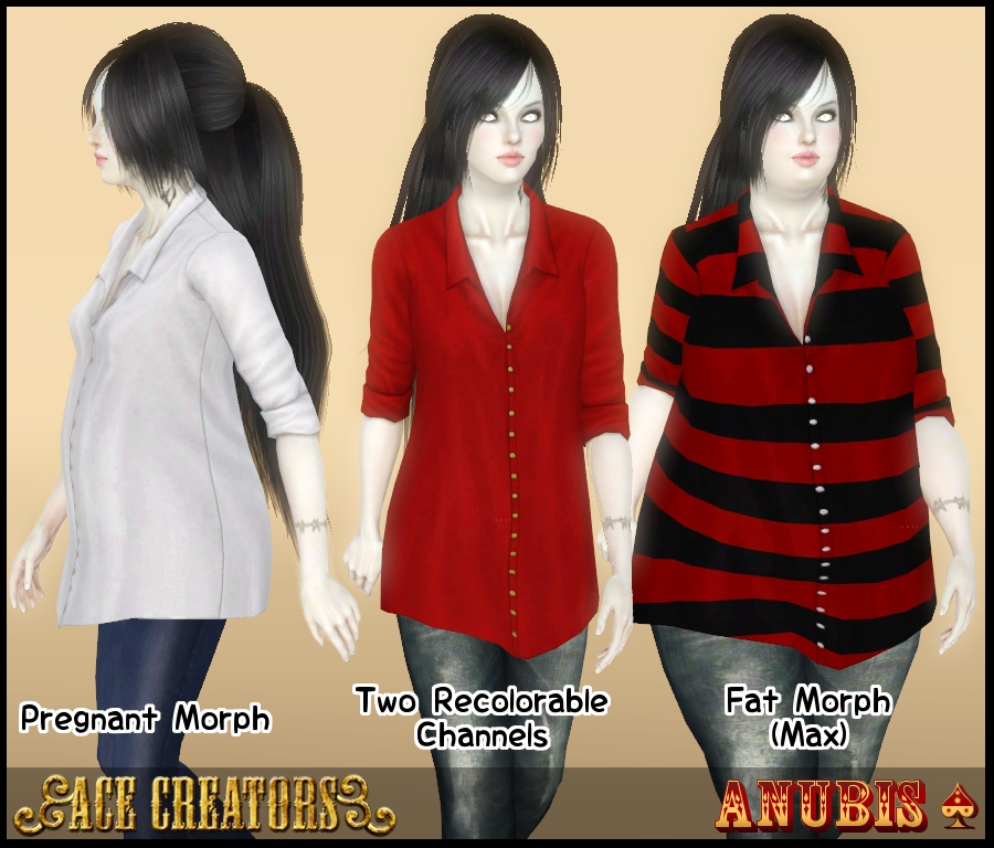Sims 3 red dress under 50