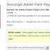 Instalar Adobe Flash Player 64 bits para Firefox4 en Ubuntu 11.04 y Kubuntu 11.04