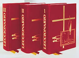 lecturas biblicas para la misa: