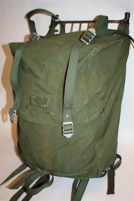 Swedish Army Haglöfs Rucksack 35 L b