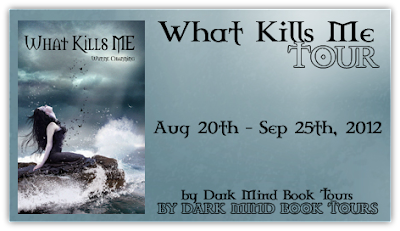 Blog Tour: Guest Post with Wynne Channing & Win WHAT KILLS ME