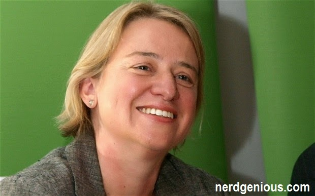 Journalist, Feminist, Politician and Environmentalist natalie Bennett