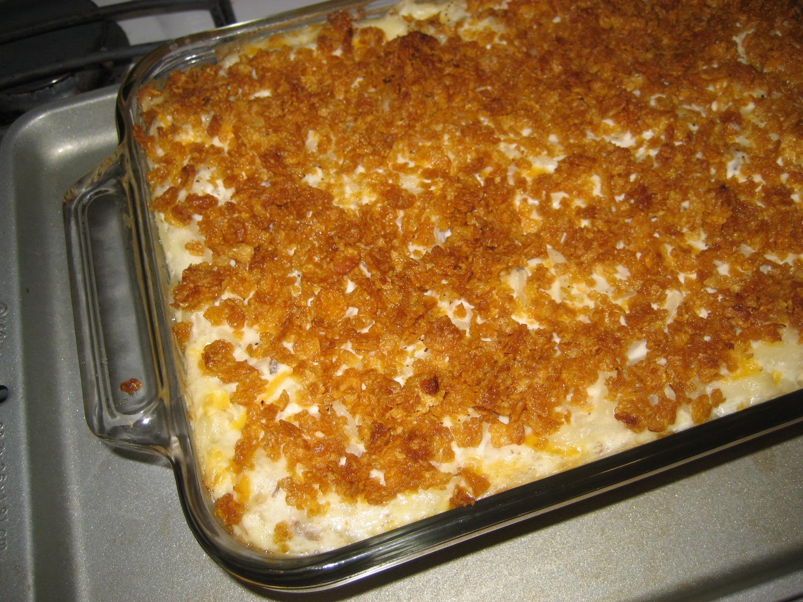 HECK FRIDAYS: Creamy Cheesy Potatoes
