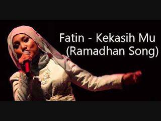 lagu religi fatin shidqia, fatin shidqia kekasihMu, download lagu kekasihmu.