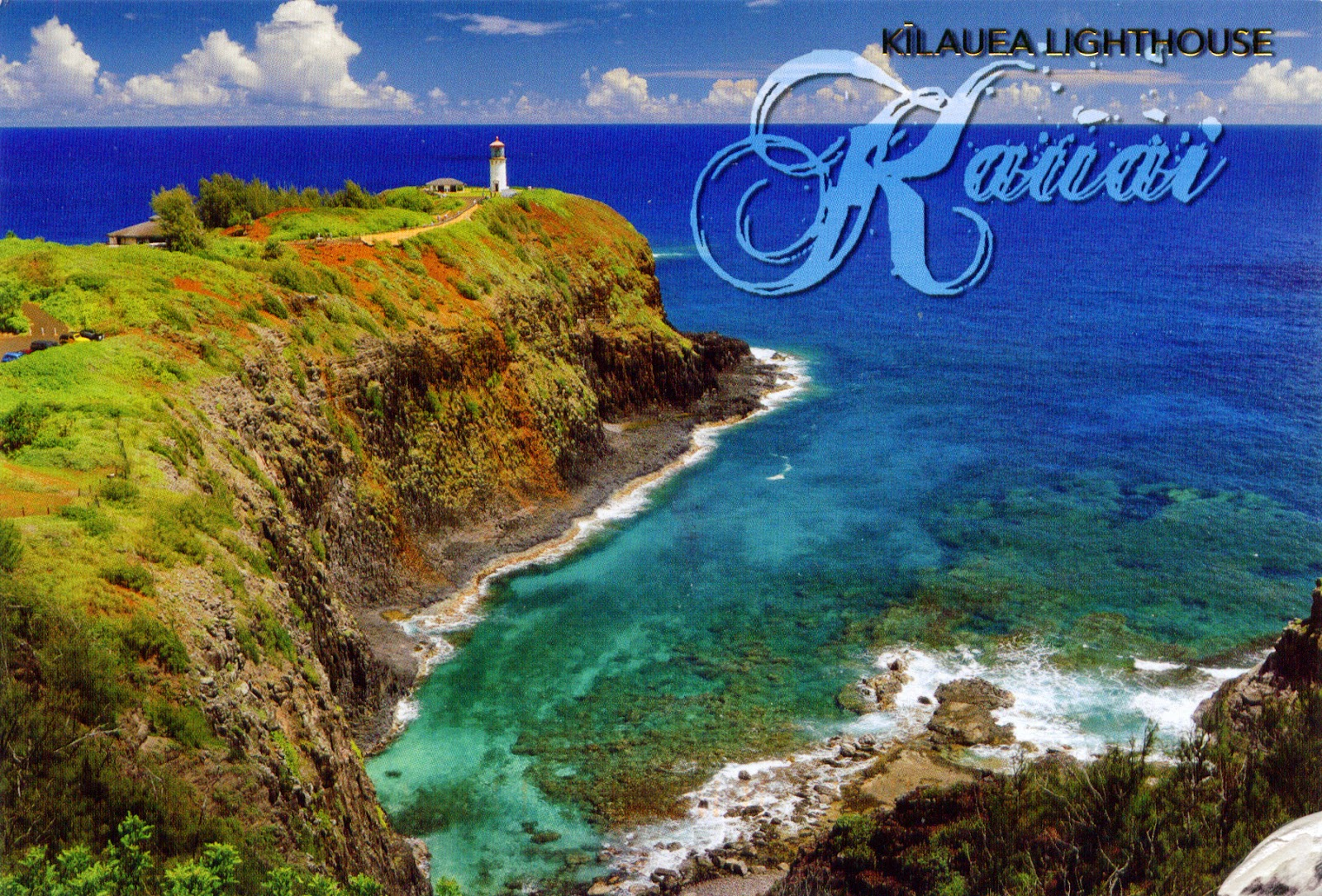 Kauai Hawaii United States  City new picture : UNITED STATES Hawaii Kauai Kilauea Lighthouse